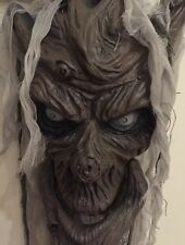 Halloween Animated Talking/moving Tree Head - Great Prop