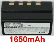 Batterie 1650mAh type DT-5124LBAT Pour Casio Cassiopeia DT-5100