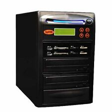Systor 1:1 USB/SD/CF/MS All in One Combo Flash Memory Drive Card Disc Duplicator