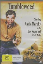 TUMBLEWEED AUDIE MURPHY NEW ALL REGION DVD