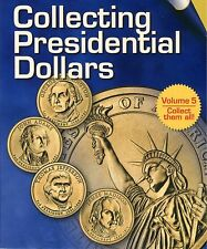 COLLECTING PRESIDENTIAL DOLLARS by Whitman an Inside Guide Book