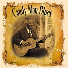 CANDY MAN BLUES -  VARIOUS ARTISTS (NEW SEALED 2CD)