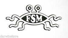 FSM Flying Spaghetti Monster Pastafarian Coche Insignia