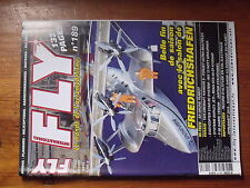 $$2 Revue Fly International N°189 AR Drone Parrot  Easycopter  F-86 Sabre Venom