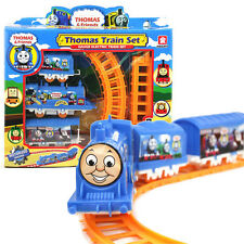 Kids Children Baby TV Character Thomas the Tank Engine Electric Train Track Toy