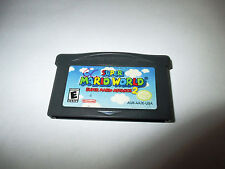 Super Mario World - Mario Advance 2 Game Boy Advance SP Game