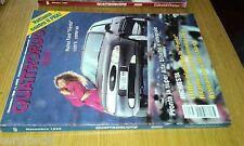 QUATTRORUOTE # 481 - NOVEMBRE 1995 - FORD FIESTA-ALFA-PUNTO - OTTIMO
