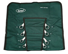 Kamasa Tools Spanner Wrench Set Half Moon 4pc Metric SP1493