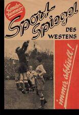 REPRINT Sport-Spiegel des Westens: Sondernummer 1948 - REPRINT