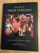 The Art of Drew Struzan by Drew Struzan - SIGNED x2 David J. Schow + Pic