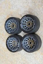 RD Twister 70x35 / SHA Slicks Tires RC With Rims And Bearings NO RESERVE