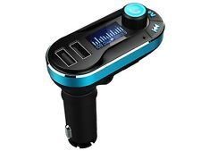 Supersonic IQ-211BT Bluetooth Wireless FM Transmitter +2.1A Dual USB Car Charger