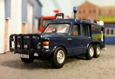 1:76 Scale Range Rover Airport Airfield Crash Rescue Fire Engine Model TACR2