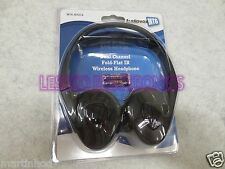 Audiovox 2 Channel Wireless Headphones Movies 2 Go MTG-HP2CA replaces IR2CFF