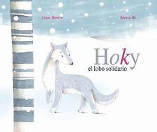 Hoky el lobo solidario (Spanish Edition)