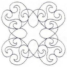 OESD Embroidery Machine Designs CD ELEGANT LINE QUILTING 2