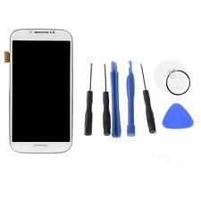 LCD Display Touch Screen Digitizer + Frame Tool Fr Samsung Galaxy S4 i9505 White
