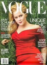 Vogue July 2016! Amy Schumer on the cover! New - sealed!