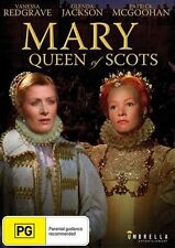 Mary Queen Of Scots (PAL Format DVD Region 4)