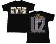U2 Joshua Tree European Tour - Cotton T Shirt (Size Small - XL)