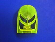 Lego Bionicle Trans Neon Green Miru Kanohi Mask of Levitation 2001 Lewa