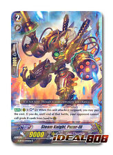 Cardfight Vanguard  x 1 Steam Knight, Puzur-ili - G-BT01/040EN - R Mint