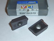 3M AXKT 200612R-PDR IC928 ISCAR *** 10 INSERTS *** FACTORY PACK ***