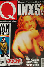 Q MAGAZINE, No 83, AUG 93 feat VAN MORRISON, INXS, DEBORAH HARRY, SPIN DOCTORS