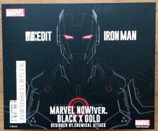 Sentinel Re:Edit Iron Man  #06 Marvel Now! Ver. Black x Gold Action Figure