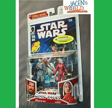 BARON SOONTIR FEL & YSANNE ISARD STAR WARS COMIC PACK ACTION FIGURE NEW