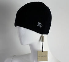 BURBERRY LONDON MEN'S BEANIE KNITTED HAT SIZE S/M