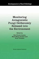 Monitoring Antagonistic Fungi Deliberately Released into the Environme-ExLibrary