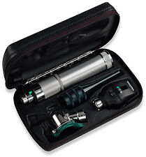NEW Welch Allyn Veterinary Otoscope / Opthalmoscope Complete Diagnostic Kit Set