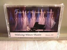 FREDERICK & FOUNTAINS OF FOREVER cassette tape Branson NEW piano 1994