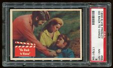 1956 Elvis Presley #66 Go Back to Vance PSA 8 NM-MT Cert #17791194