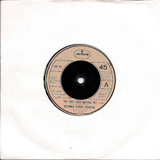 "Bachman-Turner Overdrive You Ain't Seen Nothing Yet UK 45 7"" sgl +Free Wheelin'"