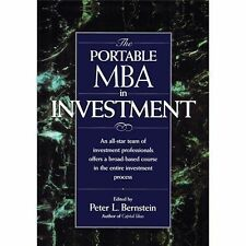The Portable MBA: The Portable MBA in Investment 22 by Peter L. Bernstein...