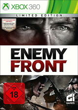 Enemy Front -- Limited Edition (Microsoft Xbox 360, 2014, DVD-Box)