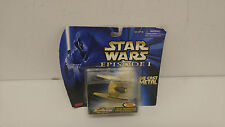 Star Wars Episode I Micro Machines Trade Federation Droid Starfighter, New!
