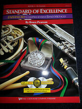 STANDARD OF EXCELLENCE ENHANCED BOOK 1 Bb CLARINET