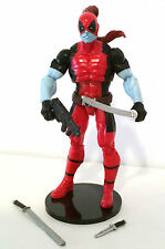 CHAMPION SDCC EXCLUSIVE C9 • 100% COMPLETE W/CUSTOM WEAPONS • DEADPOOL CORPS