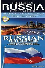 Travel Guide Box Set: The Best of Russia for Tourists and Russian for...