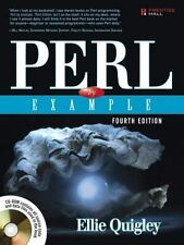 Perl by Example (4th Edition) (By Example)-ExLibrary