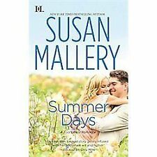 Fool's Gold: Summer Days 7 by Susan Mallery (2012, Paperback)