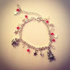 Beauty And The Beast Bracelet-Jewellery-Christmas Stocking Filler