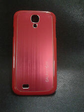 FOR SAMSUNG GALAXY S4 I9500 PREMIUM QUALITY BACK COVER CASE RED