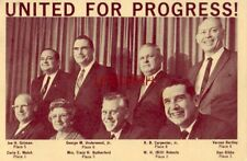 UNITED FOR PROGRESS ELECT THE CITIZENS CHARTER ASSN. APRIL 2, DALLAS, TX 1963?