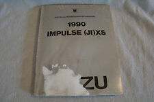 isuzu impulse 1990 isuzu impulse ji xs shop electrical troubleshooting manual 451602