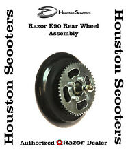 Razor E90 Rear Wheel Assembly