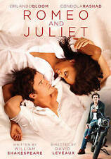 ROMEO AND JULIET (DVD, 2015)